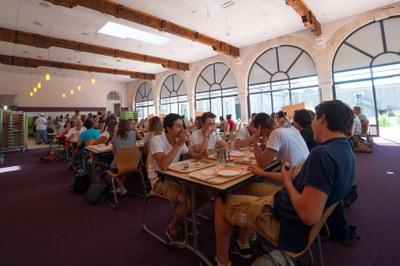 restaurant du lycée