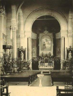 La grande chapelle 1926