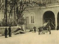Jeux 1923 - luge